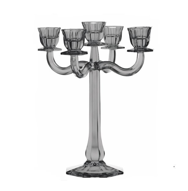 chandelier cristal m tallis 5 branches vessiere cristaux. Black Bedroom Furniture Sets. Home Design Ideas