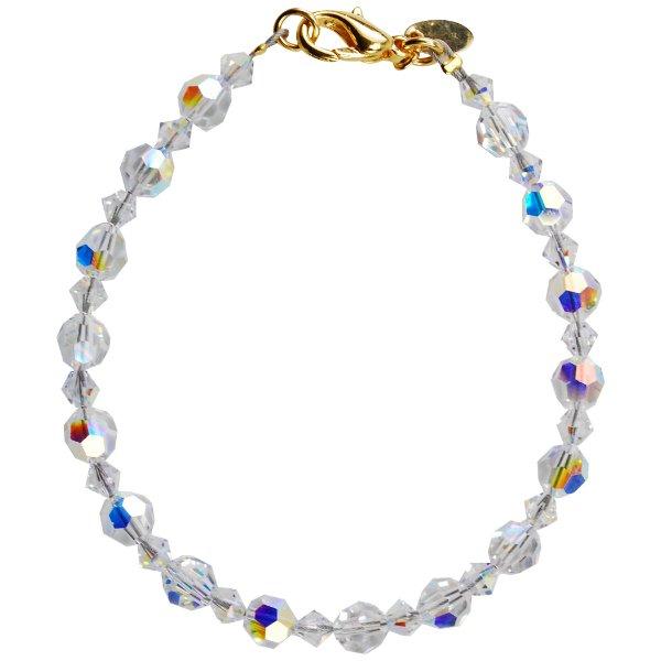Bracelet Perles Cristal Vessiere Cristaux