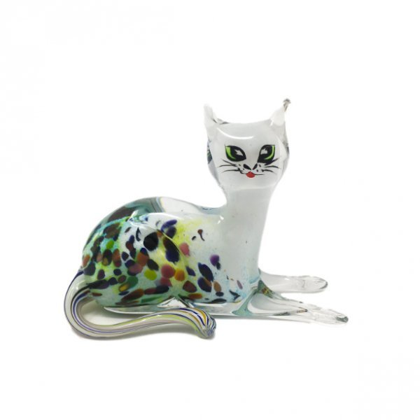 Chat-cristal-decoratif