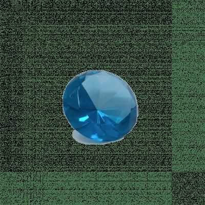 Diamant-cristal-bleu