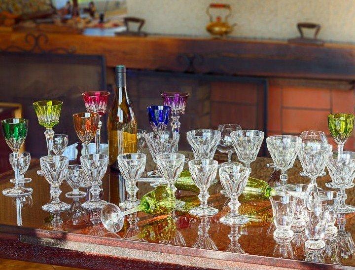Service-verre-cristal