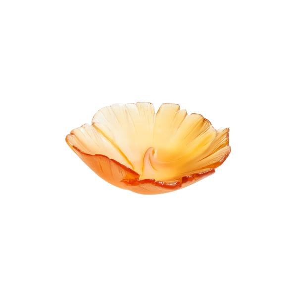Coupelle-ambre-Ginkgo-Daum