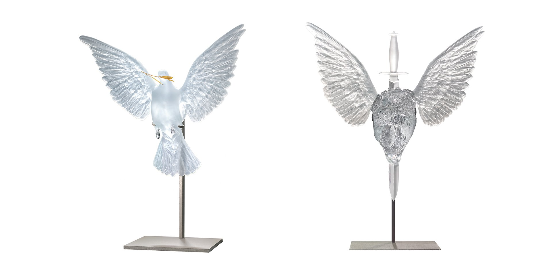 Eternal Lalique Damien Hirst 1