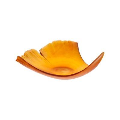 Feuille-ambre-Ginkgo-Daum