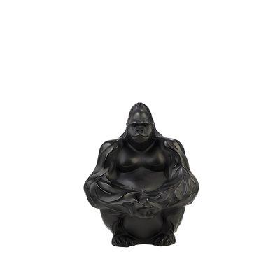 Lalique-gorilla-sculpture