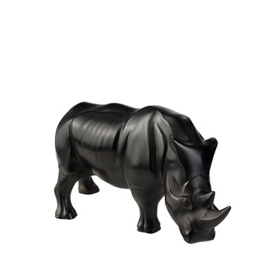 Lalique-rhinoceros-sculpture