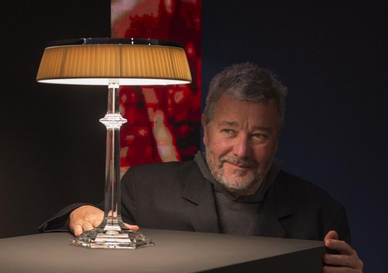 bon jour versailles lampe baccarat philippe starck. Black Bedroom Furniture Sets. Home Design Ideas
