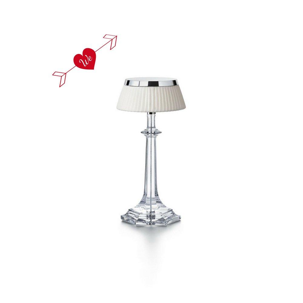 Bon Jour Versailles Lamp Baccarat Philippe Starck