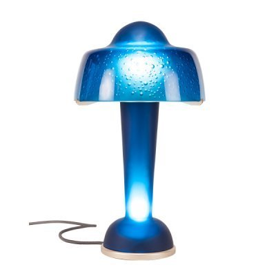 Lampe-resonance-bleu-encre-Daum
