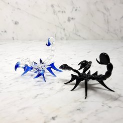 Scorpion-verre