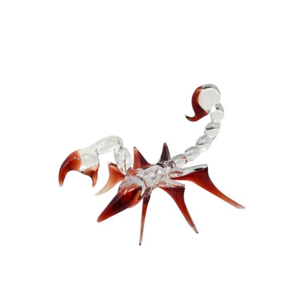 Sculpture-scorpion-cristal
