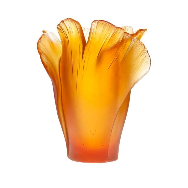 Vase-ginkgo-Daum