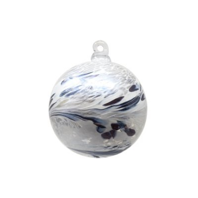Boule-noel-cristal-argent
