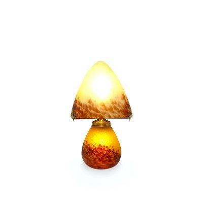 Lampe-pate-verre-couleur-ivoire