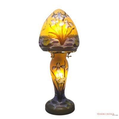 Lampe-pate-verre-type-Galle