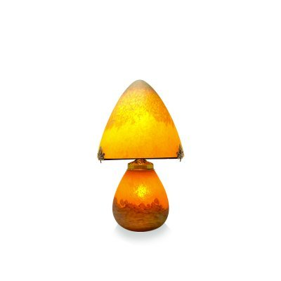 Petite-lampe-champignon-pate-de-verre