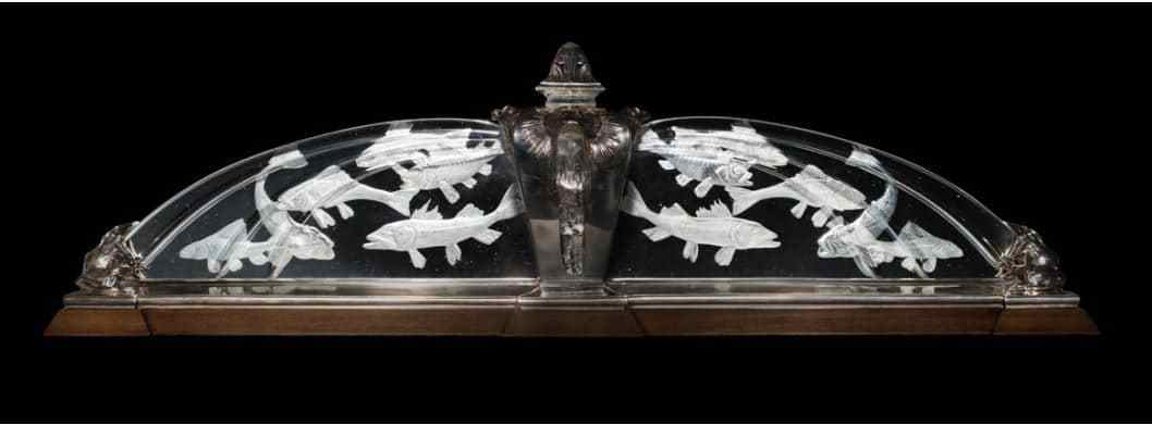 Rene-Lalique-surtout-poisons-grenouilles