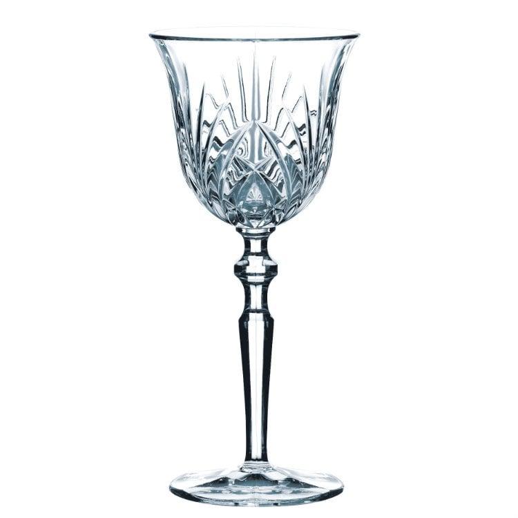 Verre A Vin Moderne verre vin blanc cristal palais | vessiere cristaux