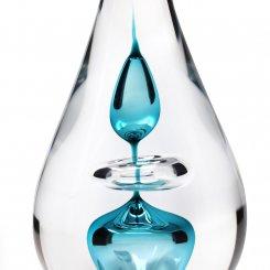 presse-papier-cristal-turquoise
