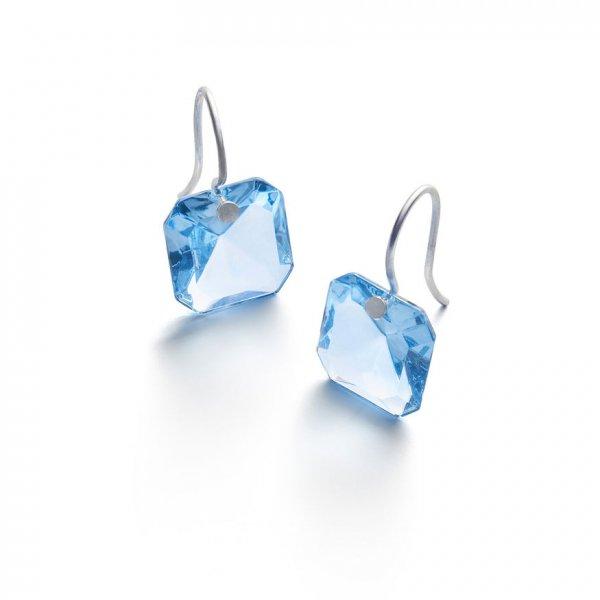 Boucles-oreilles-octogone-cristal-bleu-Baccarat