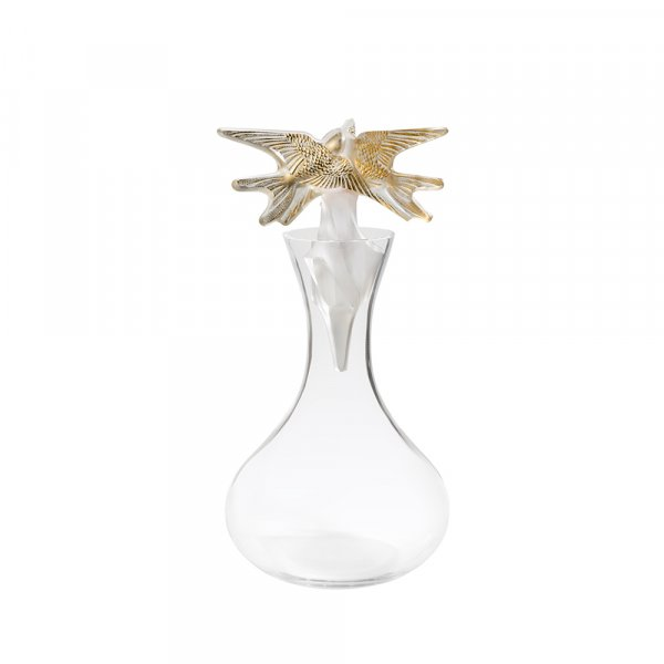 Carafe-hirondelles-vintage-Lalique