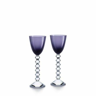 Coffret-vega-verre-vin-du-rhin-violet-Baccarat