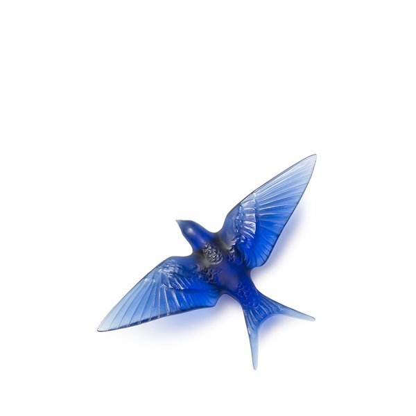 Lalique-swallow-wings-down-wall-sculpture
