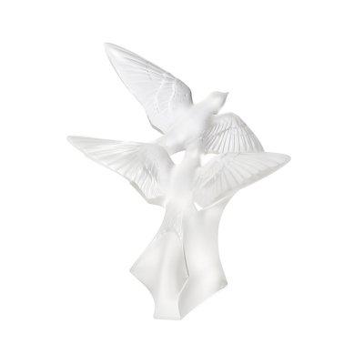 Sculpture-deux-hirondelles-Lalique