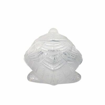 Tortue-marine-cristal-Lalique