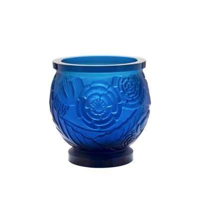 Vase-MM-Bleu-empreinte-Daum