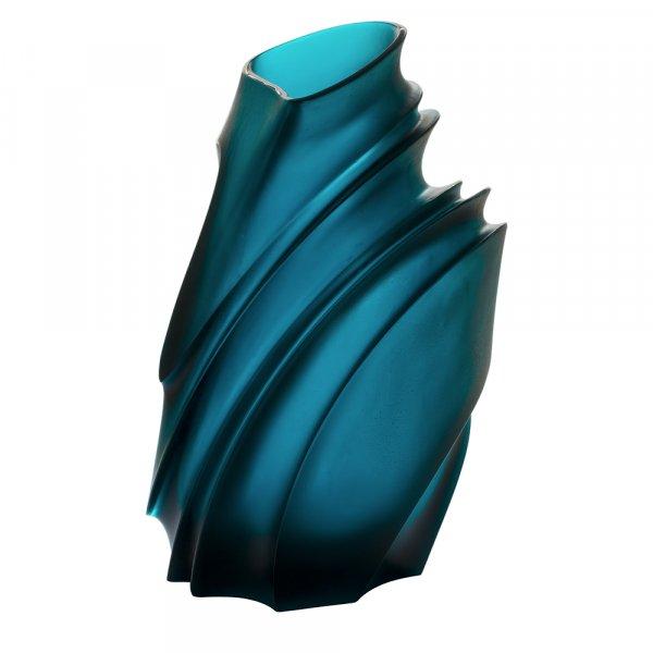 Vase-Sand-Bleu-XL-Daum-France