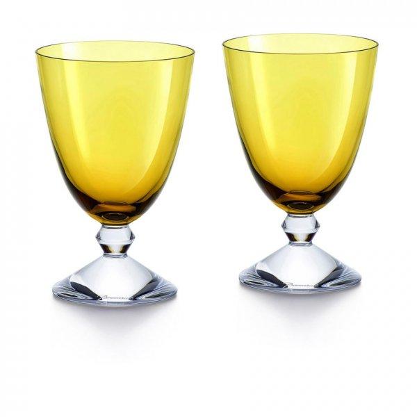 Vega-verre-bas-ambre-Baccarat