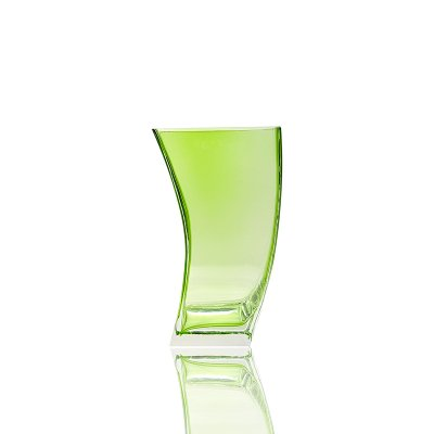 Vase-cristal-de-boheme-vert