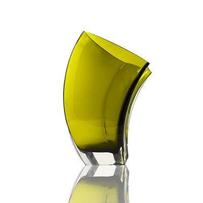 Vase-vague-cristal-de-boheme-vert