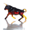 sculpture-taureau-pate-de-cristal-daum-france