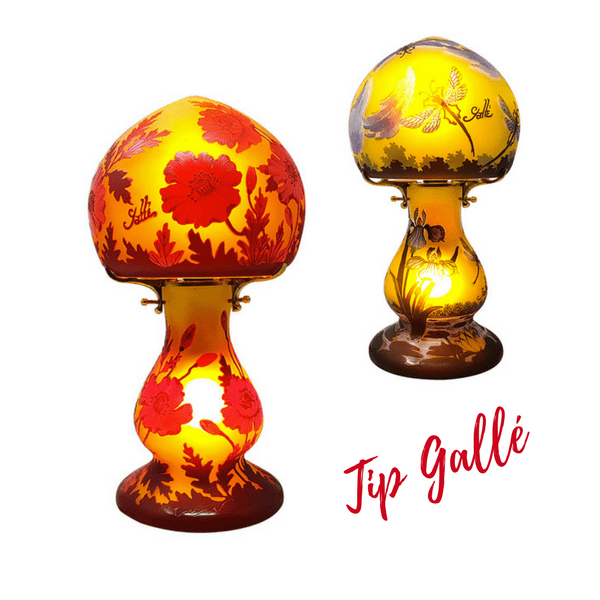 Lampe-Tip-Galle