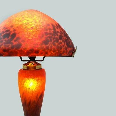 Lampe-pate-de-verre-rouge-zoom