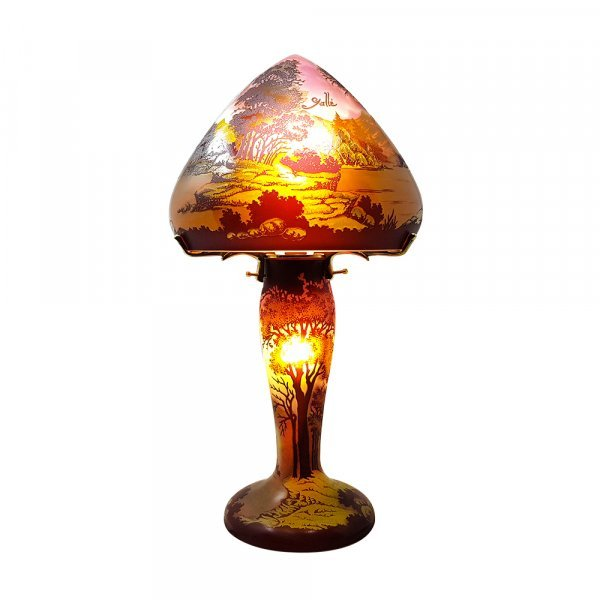 Lampe-typ-galle-decor-nature
