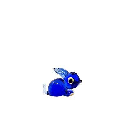 Mini-lapin-cristal-bleu
