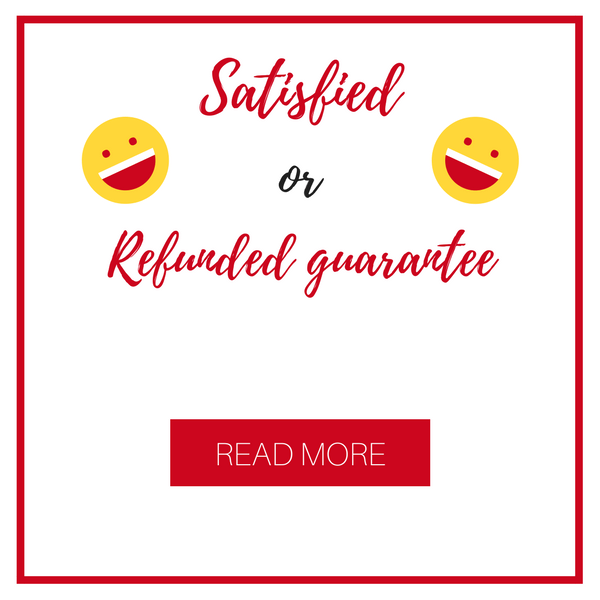 Satisfied-refunded