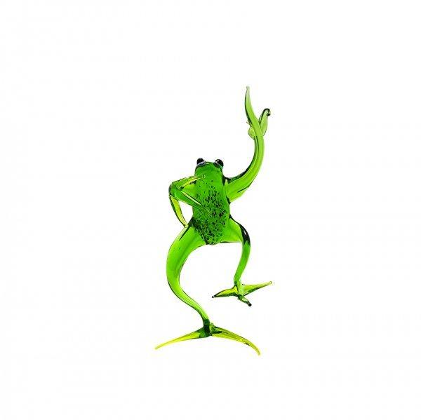 Sculpture-grenouille-verre