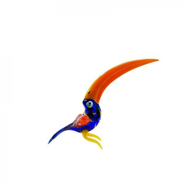 Sculpture-pelican-verre