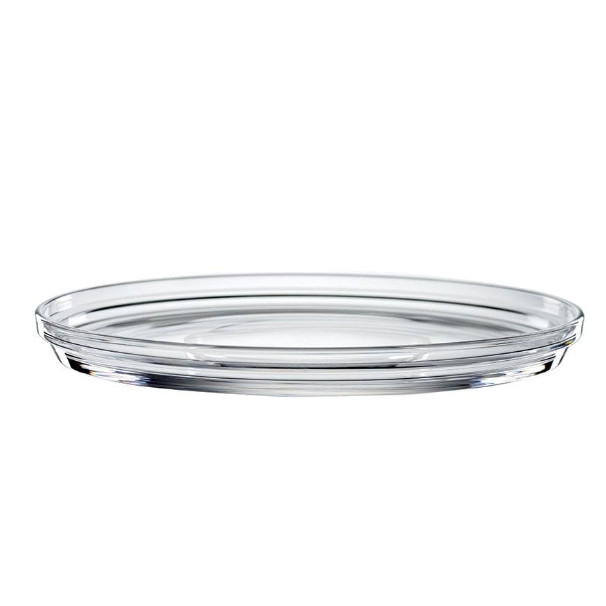 Assiette-plate-cristal-Bistro-Nachtmann