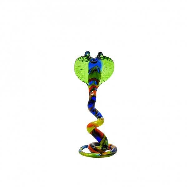 Serpent-cobra-cristal