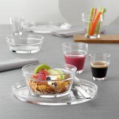 Spiegelau-Bistro-assiette-gobelet