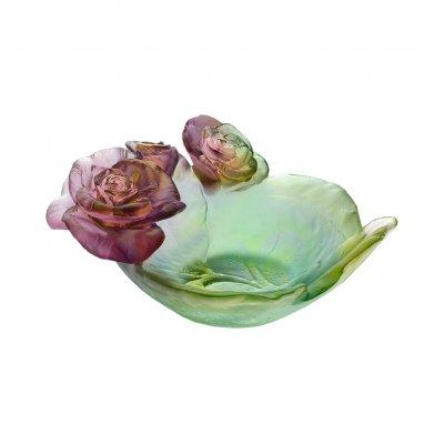 Coupelle-rose-vert-Daum