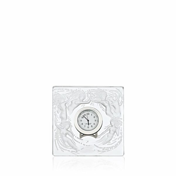 Pendulette-cristal-naides-lalique