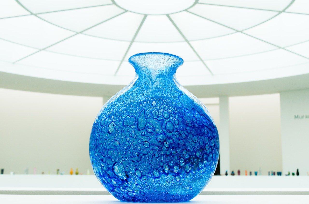 Vase-verre-Murano