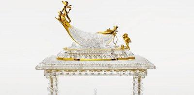 baccarat-bateau-cristal-bronze