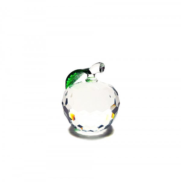 Pomme-cristal-verre